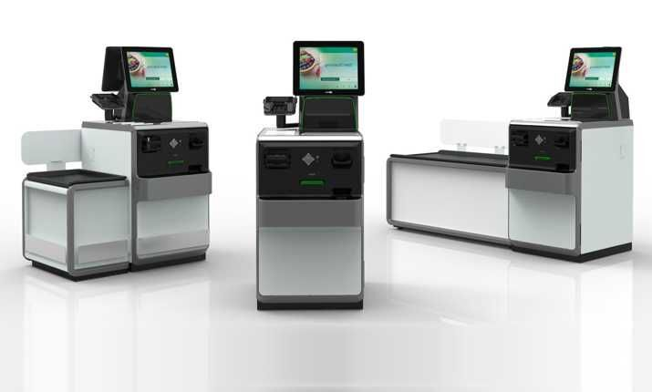 Self-service cash registers (SCO) NCR, Wincor Nixdorf, as well as Ukrainian-made.